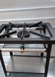 Heavy Duty Gas Stove - High Pressure