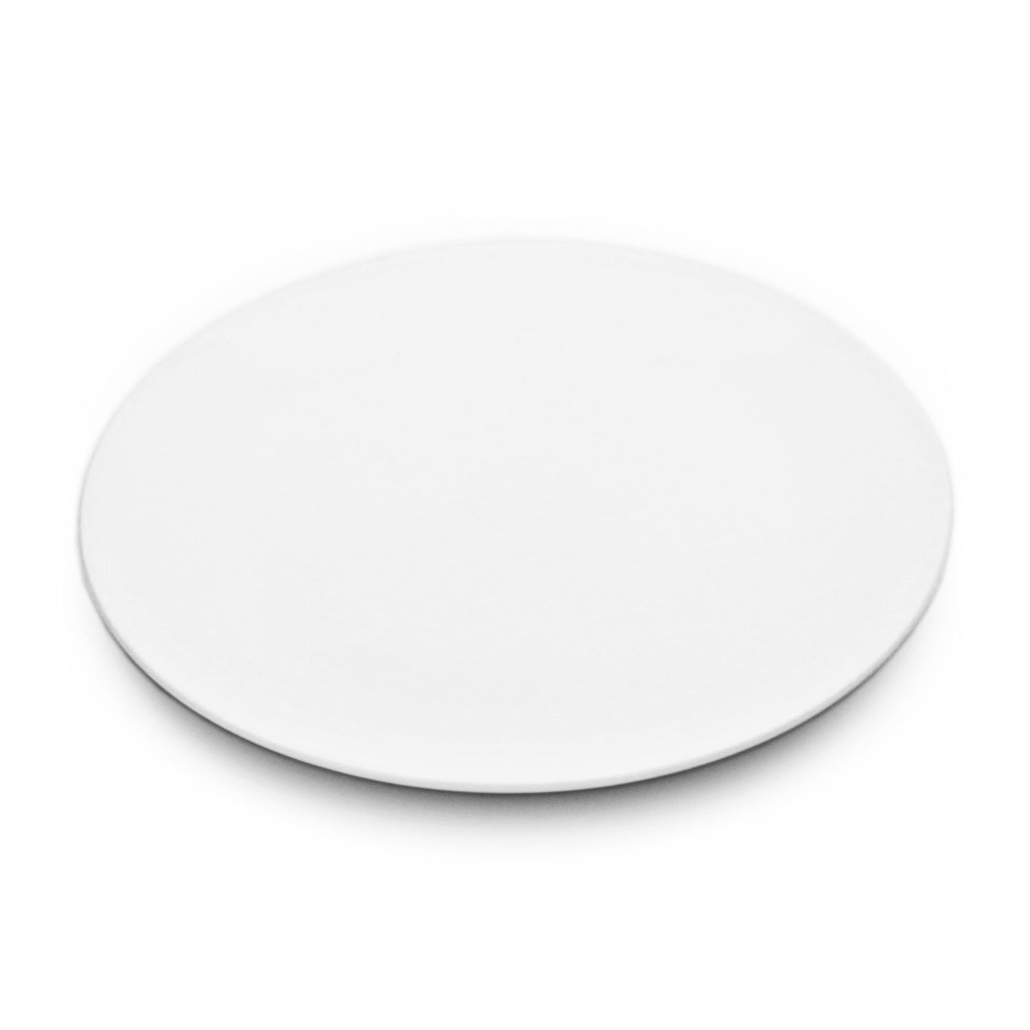 Side Plate - White - Flat