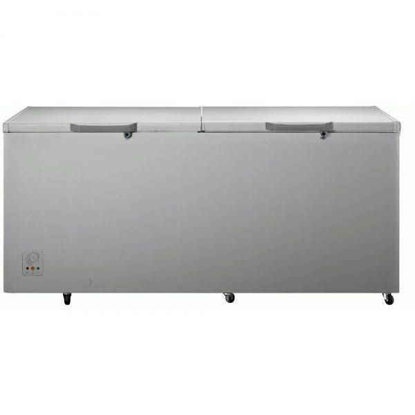 Used Double Door Freezer 660L - Hisense