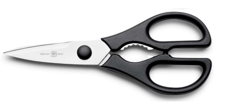 Poultry Shear / Scissors - Victorinox - Black