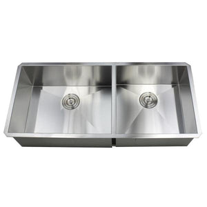 Double sink / Hand Basin
