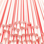 Disposable Wrapped Straws  (100pcs)