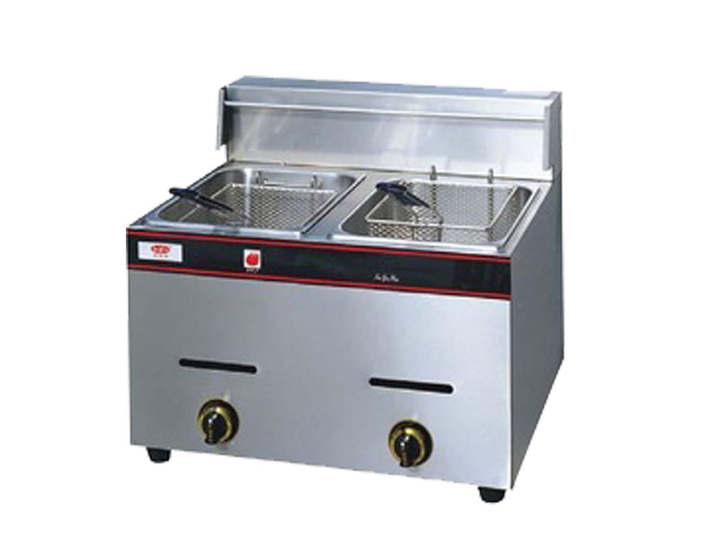 Table Top Double Fryer
