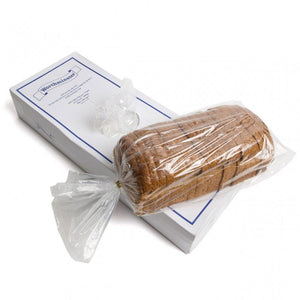 Longboxes 27cm x 33cm + 6cm Poly Bags Perforated Loaf Bread Bag 1000-Pack