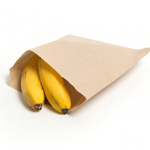 "Longboxes Pack Of 1000 19"" x 21"" 48 cm x 53.4 cm Brown Kraft Paper Bags"