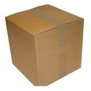 152 x 152 x 152mm Single Wall Boxes - Square
