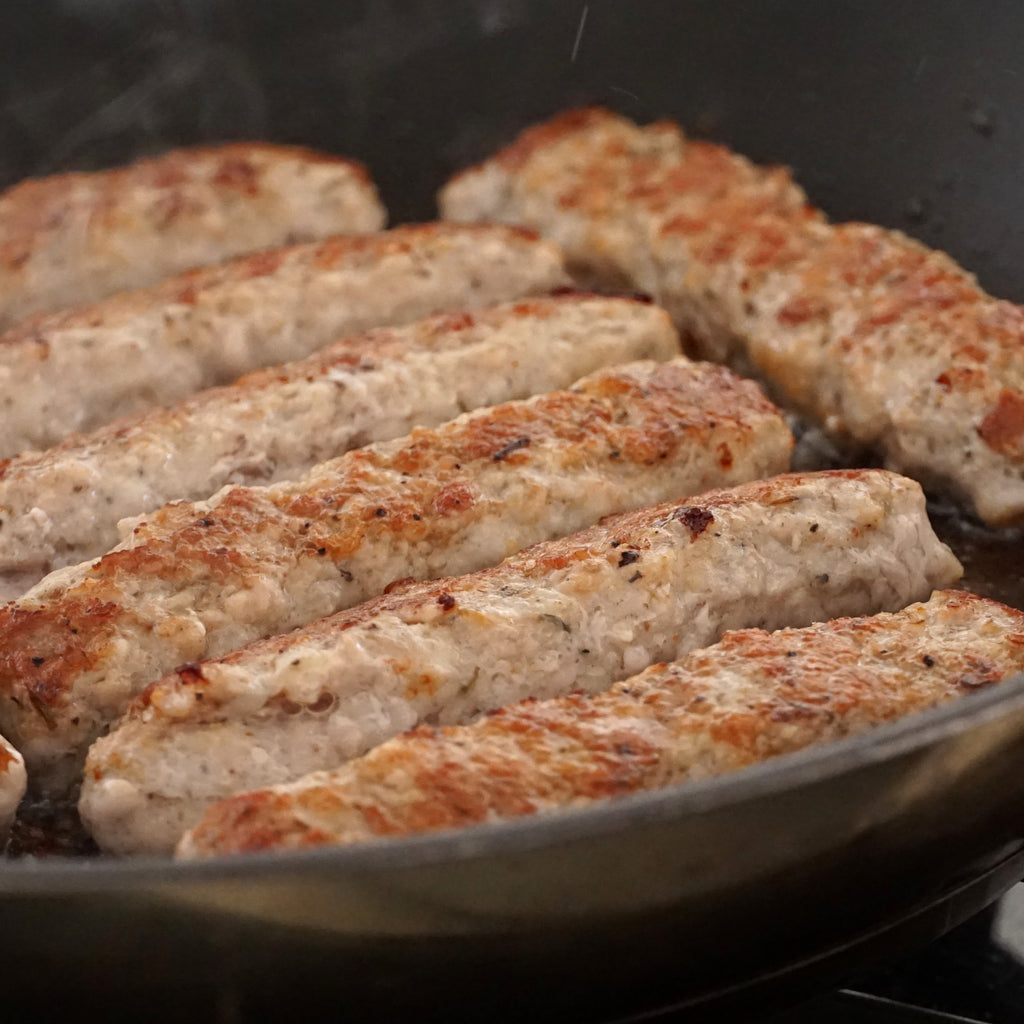 All-Natural Skinless Sausage