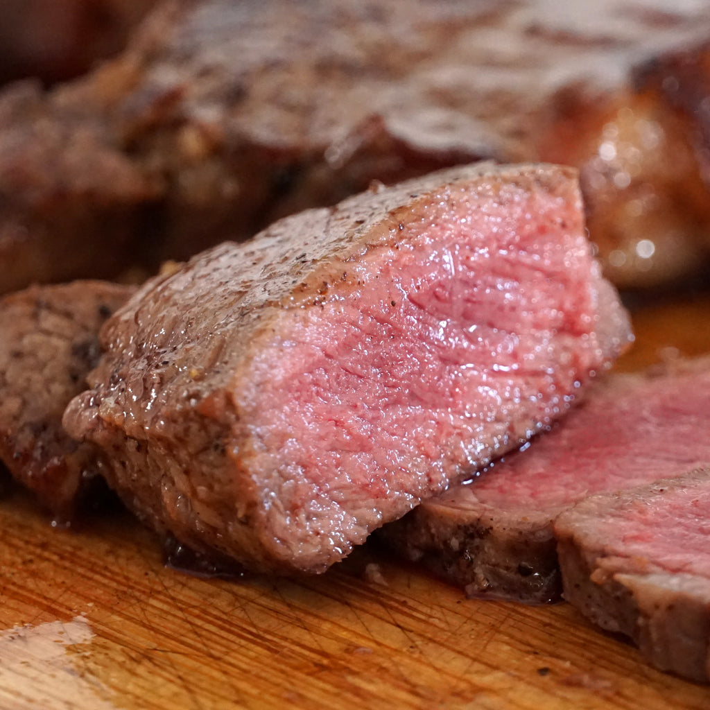 New Zealand Striploin Steaks