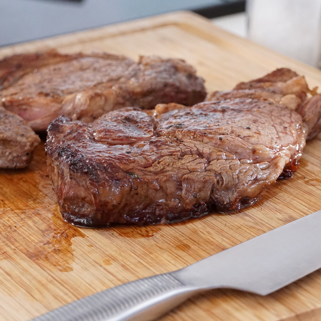 New Zealand Ribeye Steak