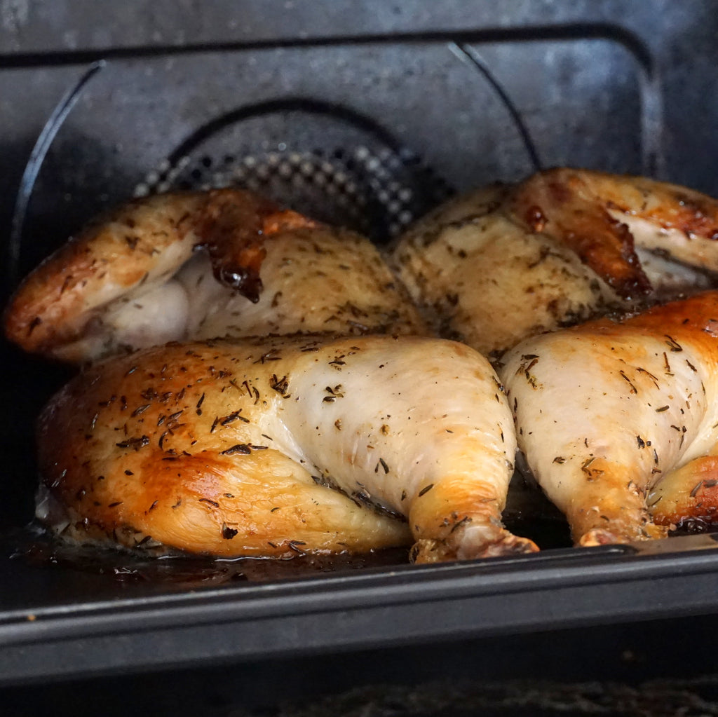 Organic Free-Range Marinated Chicken