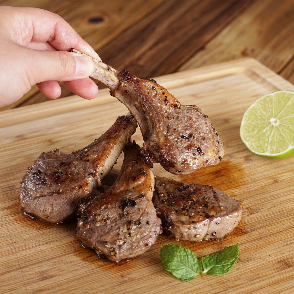 New Zealand Lamb Chops