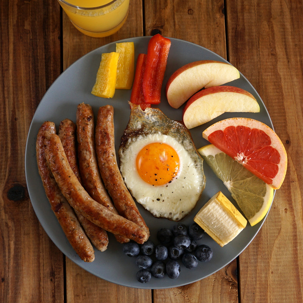 All Natural Breakfast Sausages