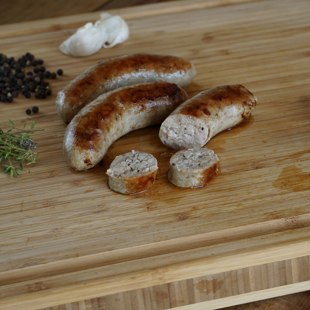 Country Style Sausages