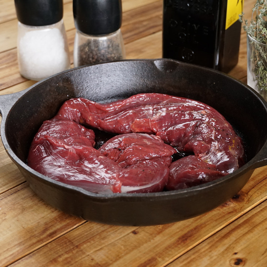 Mountain River Cervena Venison Tenderloin