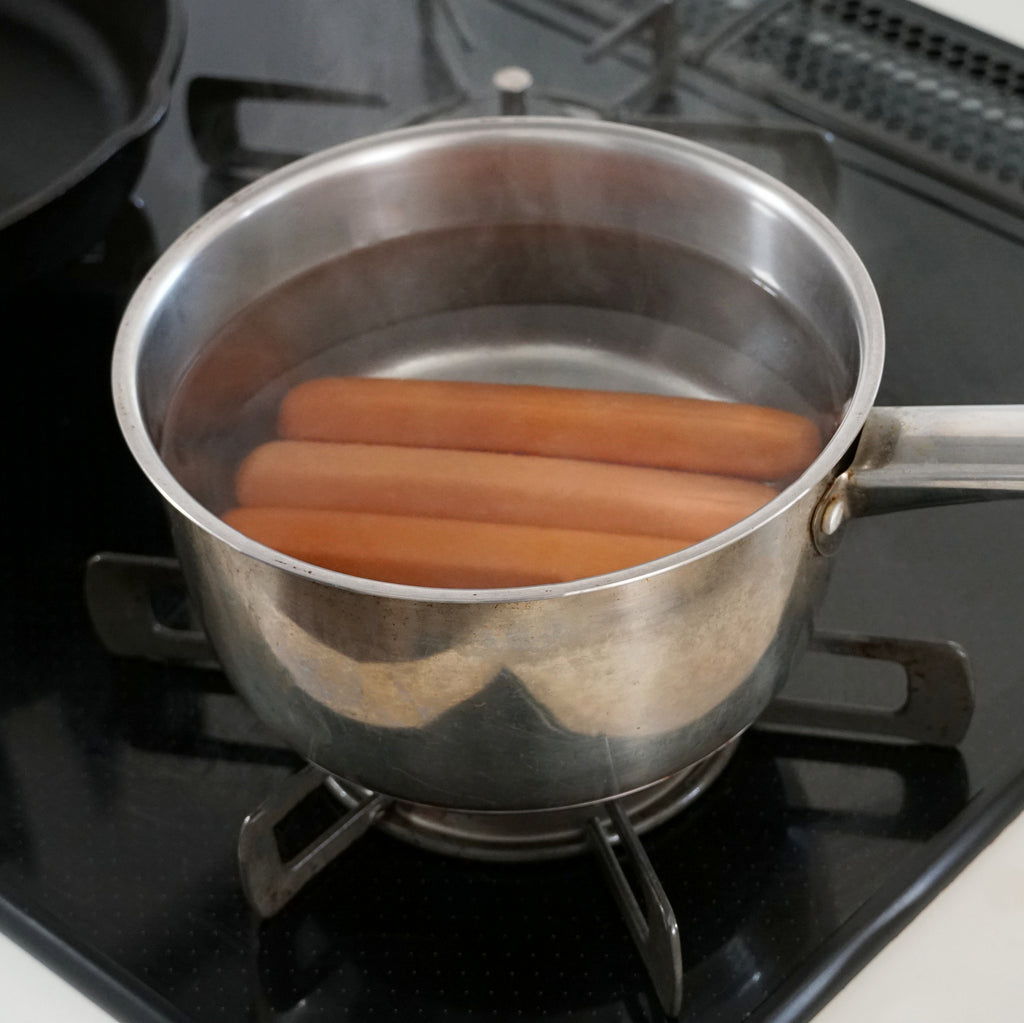 All Natural Hot Dogs