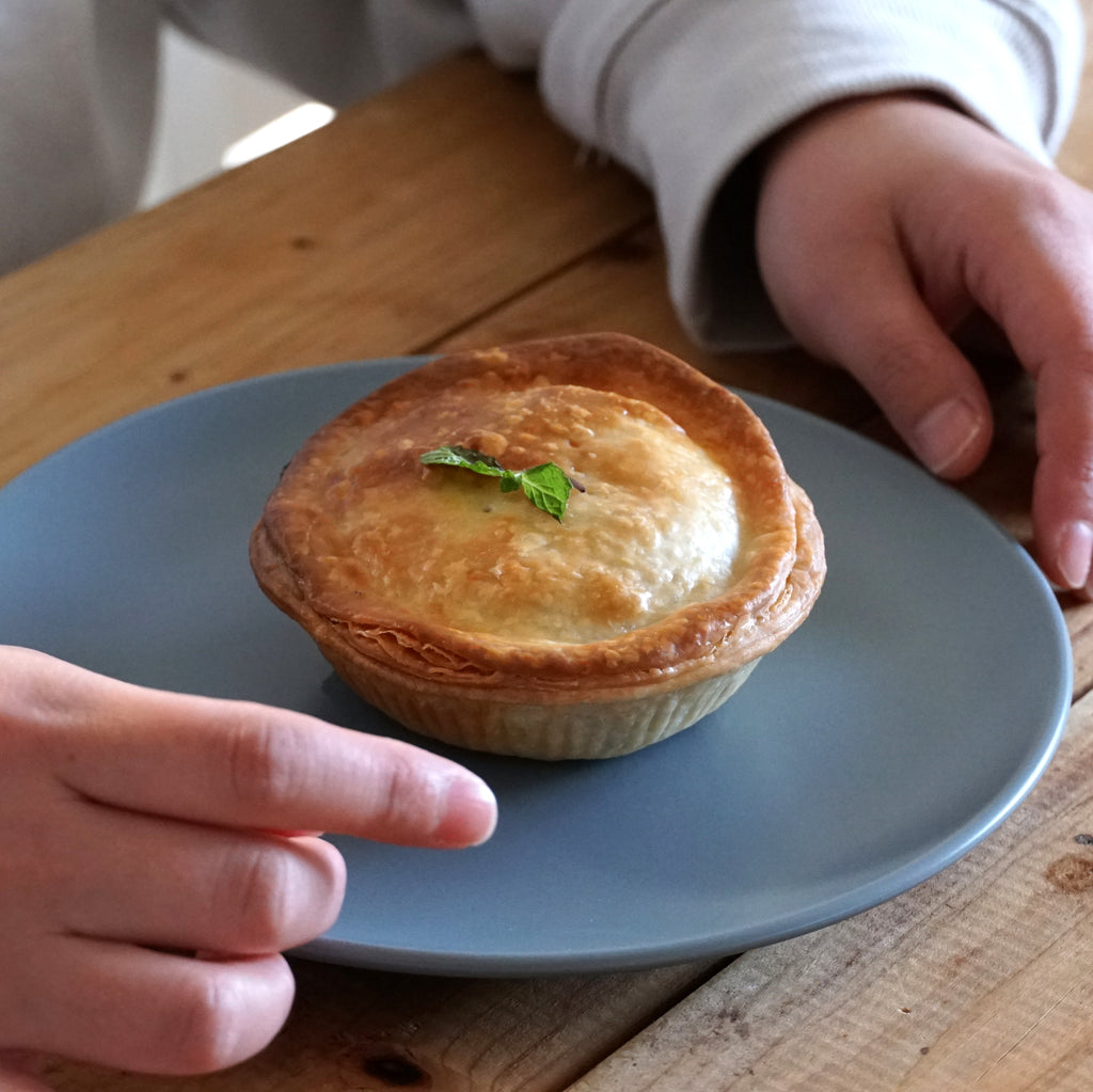 All Natural Steak Meat Pies