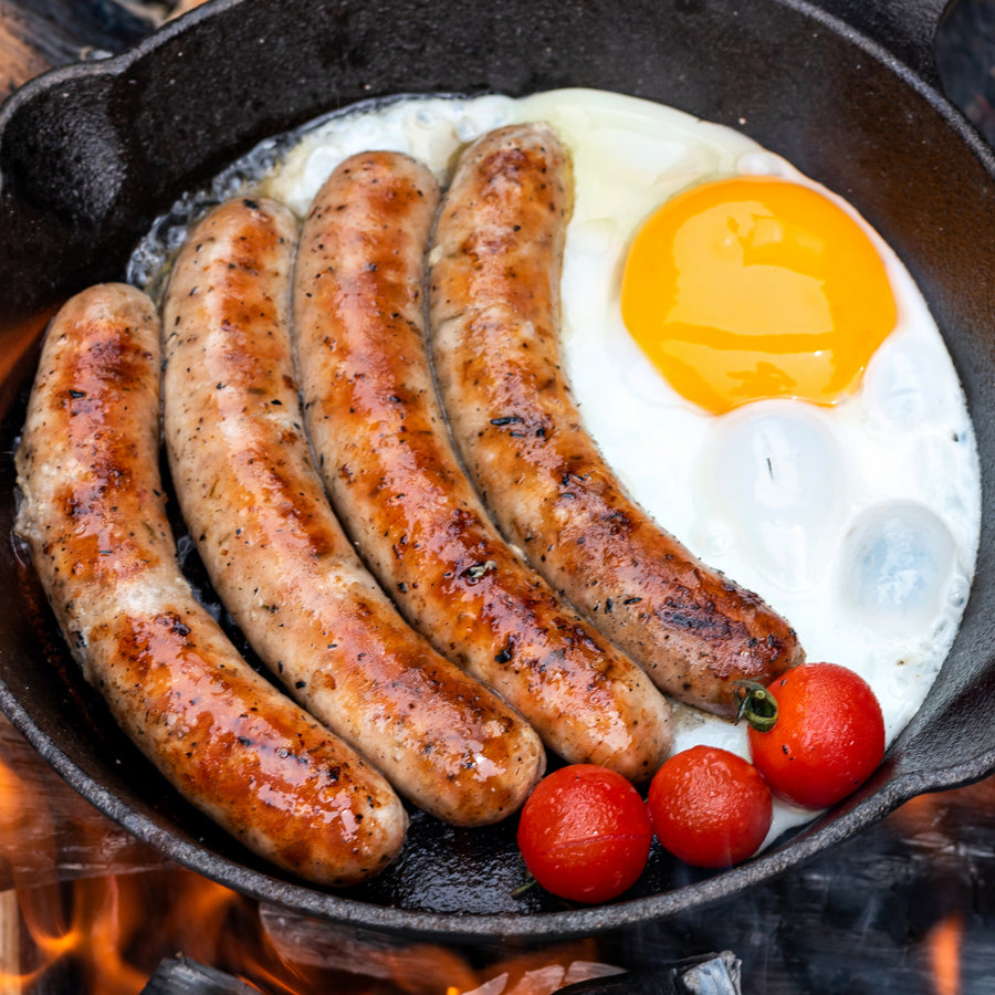 All Natural Breakfast Sausages (4pc) - Horizon Farms