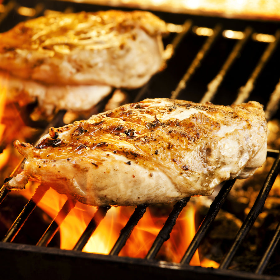 Free Range Organic Chicken Breasts (500g)
