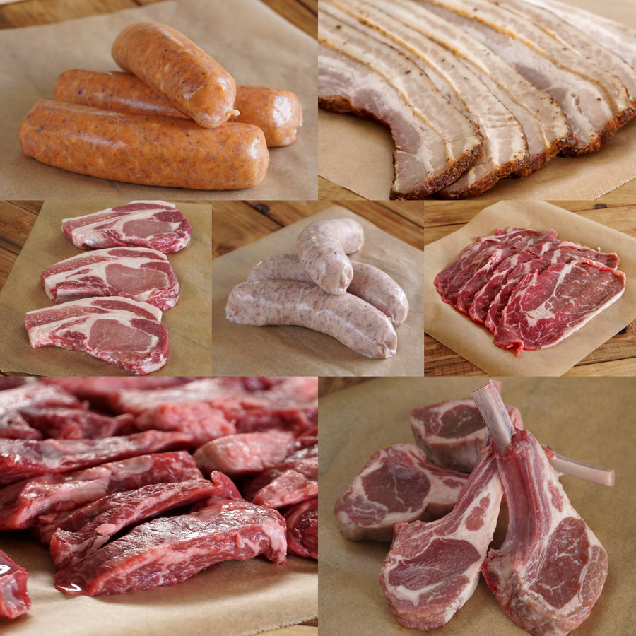 Assortment Gift / Bundle Set - Minnesota (2.6kg) - Horizon Farms