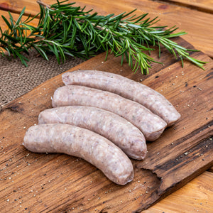 All Natural Country Style Sausage (4pc) - Horizon Farms