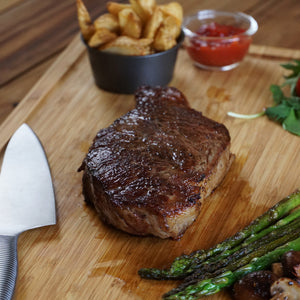 Morgan Ranch Beef Strip Steak (340g)