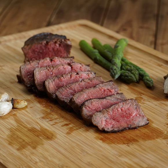 Morgan Ranch Beef Strip Loin Medallion (220g)
