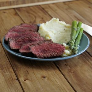 New Zealand Grass-Fed Grain-Finished Filet Steak (200g) - Horizon Farms