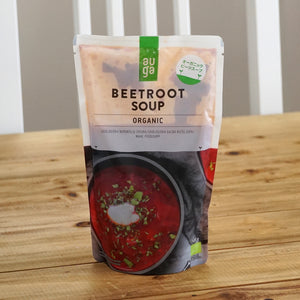 Certified Organic Beetroot Soup (1.2kg) - Horizon Farms