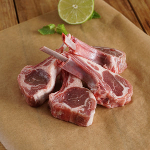 New Zealand Lamb Chops B-Grade (4pcs) - Horizon Farms