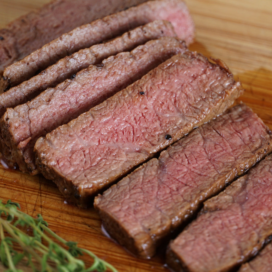 Organic Simmental Beef Filet Steak (250g)
