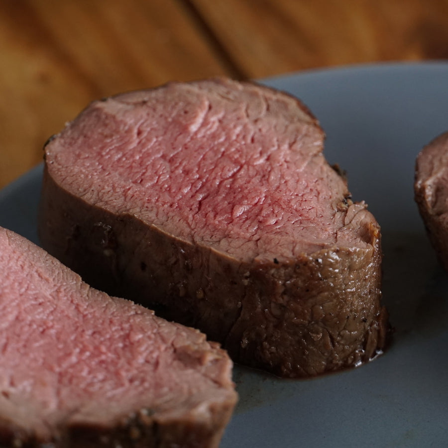 New Zealand Venison Tenderloin Filets (800g)