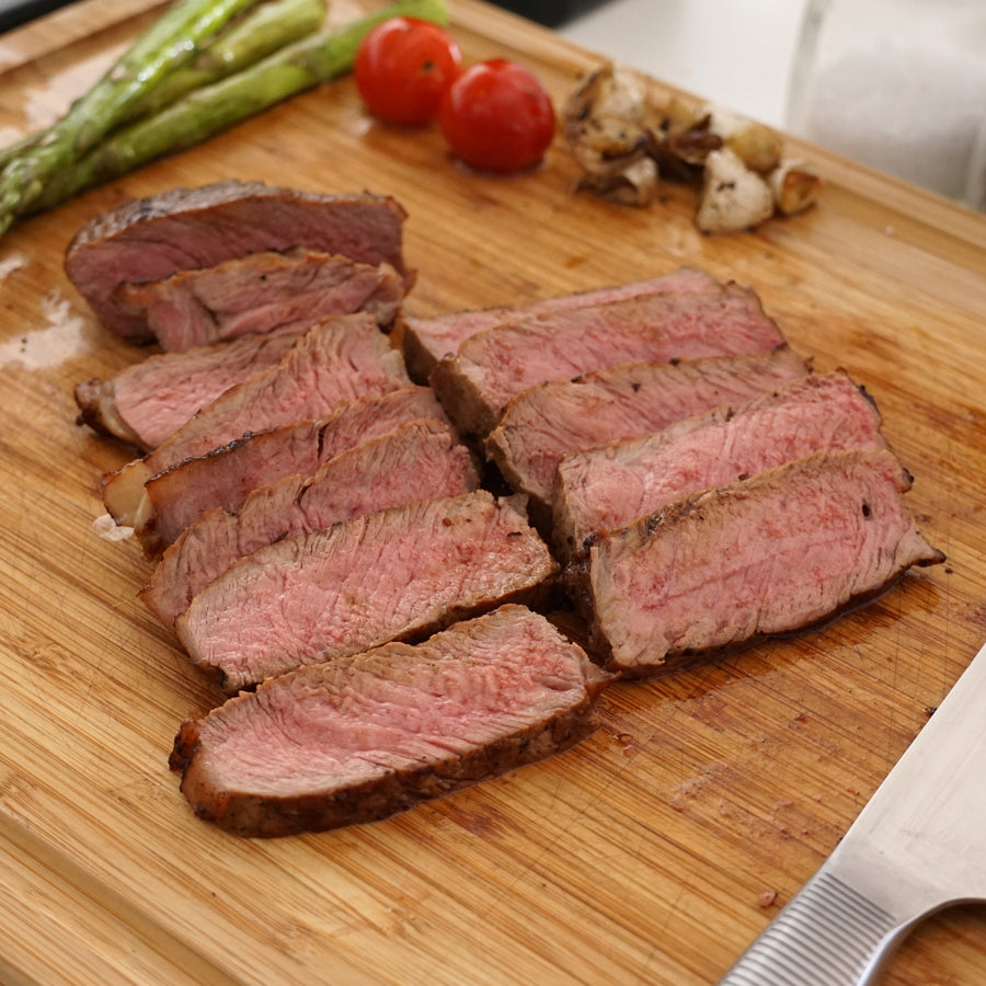 100% Grass-Fed Australian Beef Striploin Roast (1kg) - Horizon Farms