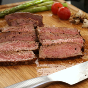 100% Grass-Fed Australian Beef Striploin Roast (1kg)