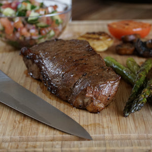 Morgan Ranch Beef Striploin Steak (340g)