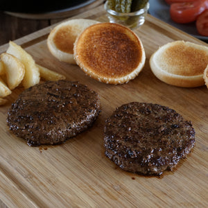 Morgan Ranch American Wagyu Beef Steak Burgers (2pc) - Horizon Farms