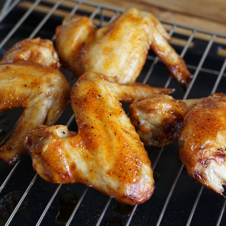 Free Range Organic Chicken Wings (500g)