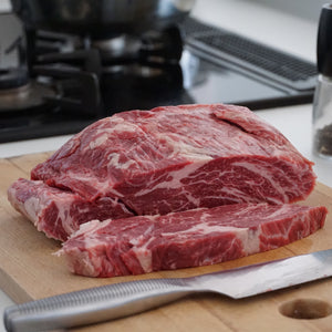 Austrian Grass-Fed Beef Chuck Eye Roast (700-900g) - Horizon Farms