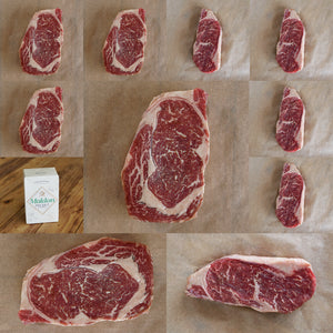 Morgan Ranch Beef Gift / Bundle Set - Omaha (10 Steaks) - Horizon Farms