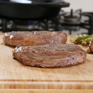 100% Grass-Fed Australian Beef Ribeye Steak (300g) - Horizon Farms