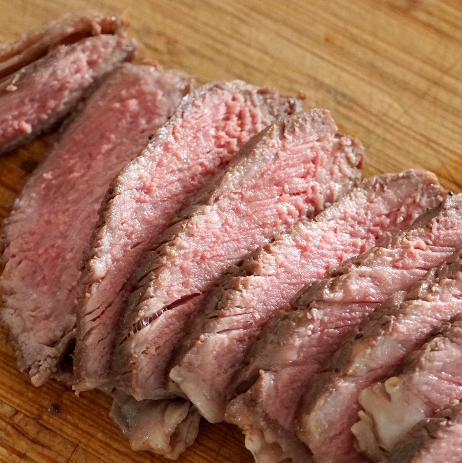 New Zealand All-Natural Pre-Seasoned and Pre-Cooked Beef Roast (650g) - Horizon Farms