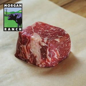 Morgan Ranch Beef Striploin Medallion (250g) - Horizon Farms