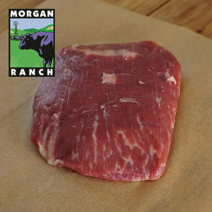 Morgan Ranch Beef Flank Steak (450g) - Horizon Farms