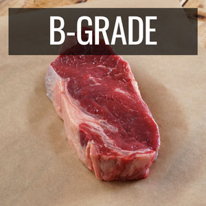 100% Grass-Fed Australian Beef Striploin Steak (250g) - Horizon Farms