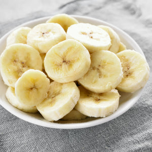Certified Organic Frozen Banana Slices from Ecuador (1kg) - Horizon Farms