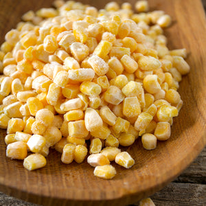 Certified Organic Frozen Sweet Corn from Belgium (1kg) - Horizon Farms