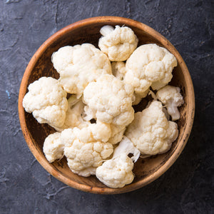Certified Organic Frozen Cauliflower from Netherlands (1kg) - Horizon Farms
