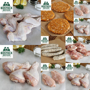 Bostock Brothers Free-Range Chicken Bundle Set - Hastings (4.2kg) - Horizon Farms