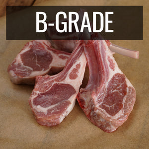 New Zealand Lamb Chops B-Grade (240g) - Horizon Farms