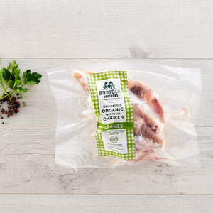 Free Range Organic Chicken Frames / Bones (500g) - Horizon Farms