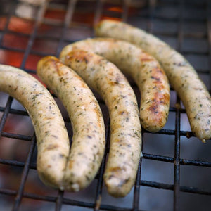 All Natural Free Range Organic Chicken Sausages (5pc)
